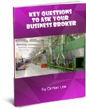 ​Key Questions To Ask Your Business Broker