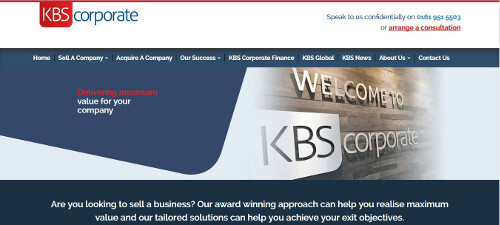 KBS Corporate Home Page