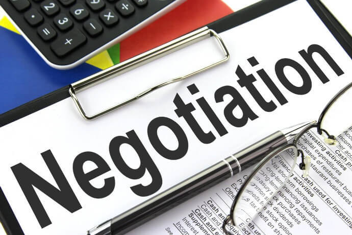 negotiating the sale of a business